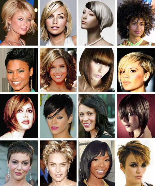 short hairstyles for over 40 women