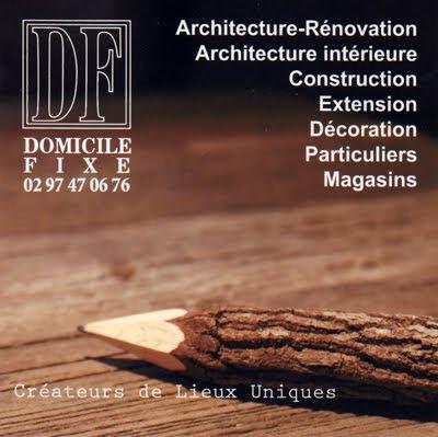 Architecte Dintrieur Vannes Morbihan Bretagne DF Domicile Fixe