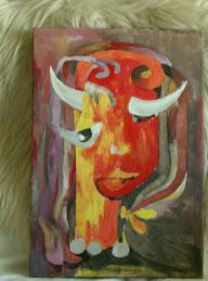 Kobieta-byk