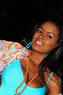 Mayte Brito Medina , Miss Global Teen Dominican Republic 2010