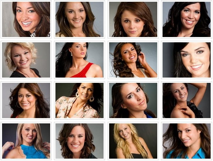 miss california usa 2011 delegates contestants candidates
