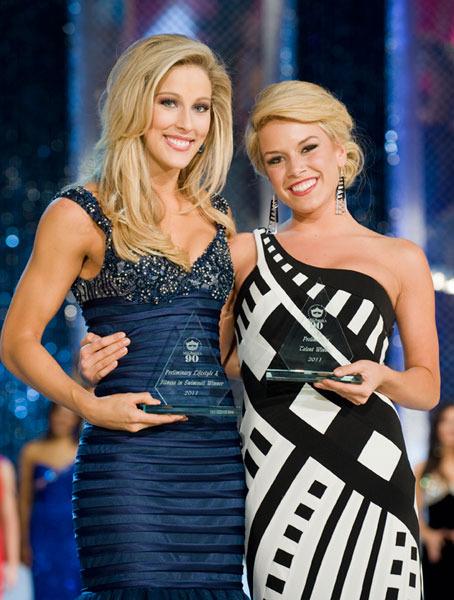 Miss America 2011 Night 3