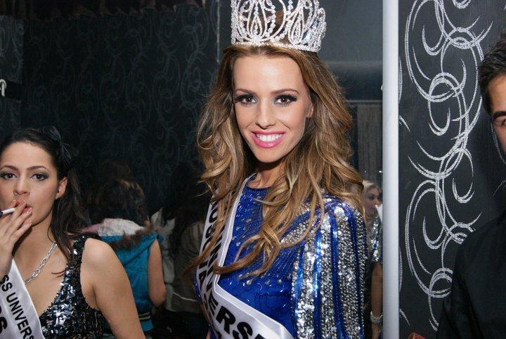 Aferdita Dreshaj, Miss Universe Kosova 2011