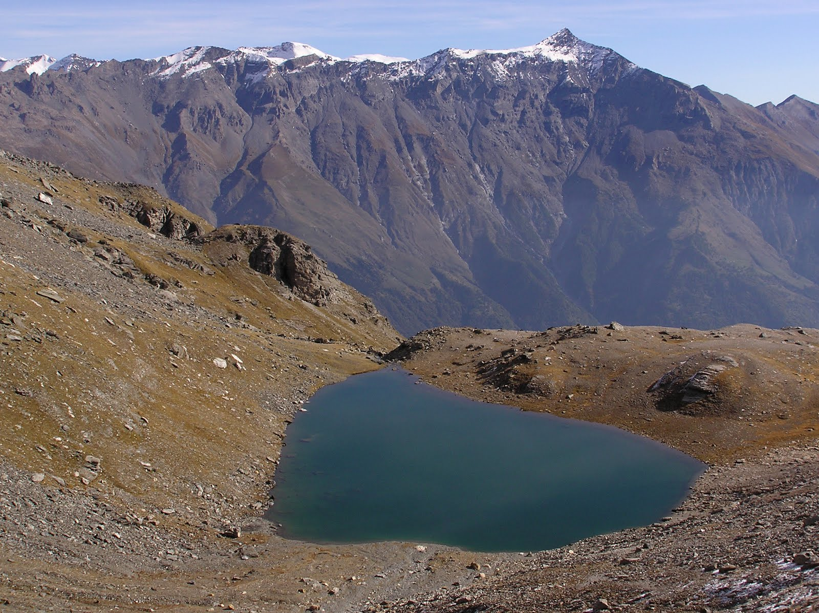 Alpi runner72 giusalet 3312 mt for Planimetrie della cabina del lago