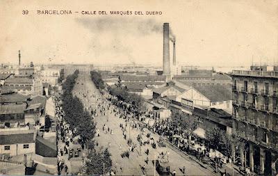 Barcelona antiga llocs costums i tradicions bar borrell - Calle borrell barcelona ...