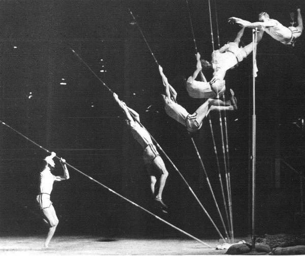 Light Pole Jumps: Hands, Please