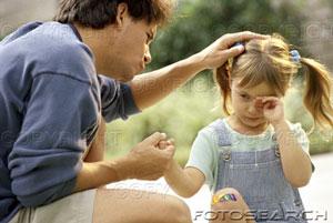 كيف تعتذر لطفلك !!!!!!!!!!!