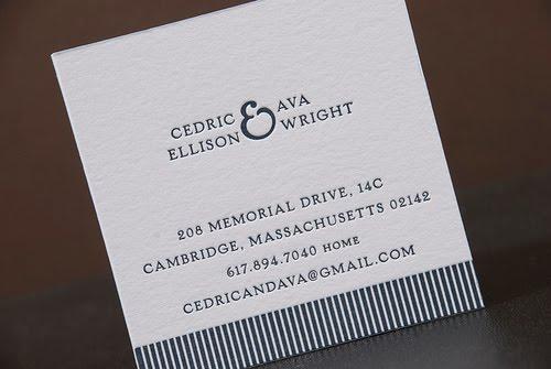 A z ink spark letterpress love free calling cards or gift tags spark letterpress love free calling cards or gift tags reheart Images