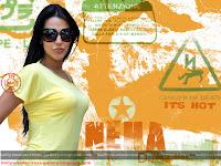 Neha Dupia says It's Hot