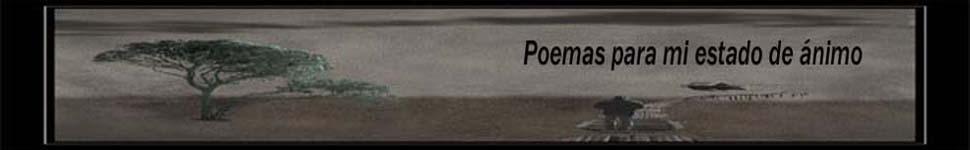 poemas para mi estado de animo