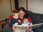 Reading to the Nephews