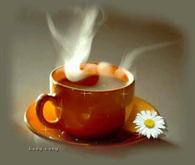 фото стол с кофе