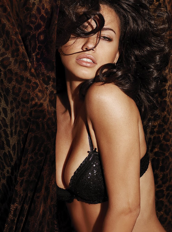 Adriana Lima  Victorias Secret Lingerie Photoshoot MQ gallery pictures