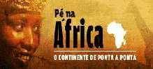 Um pé na África