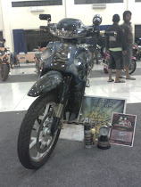 Juara 3 Air Brush - HOCS Jember