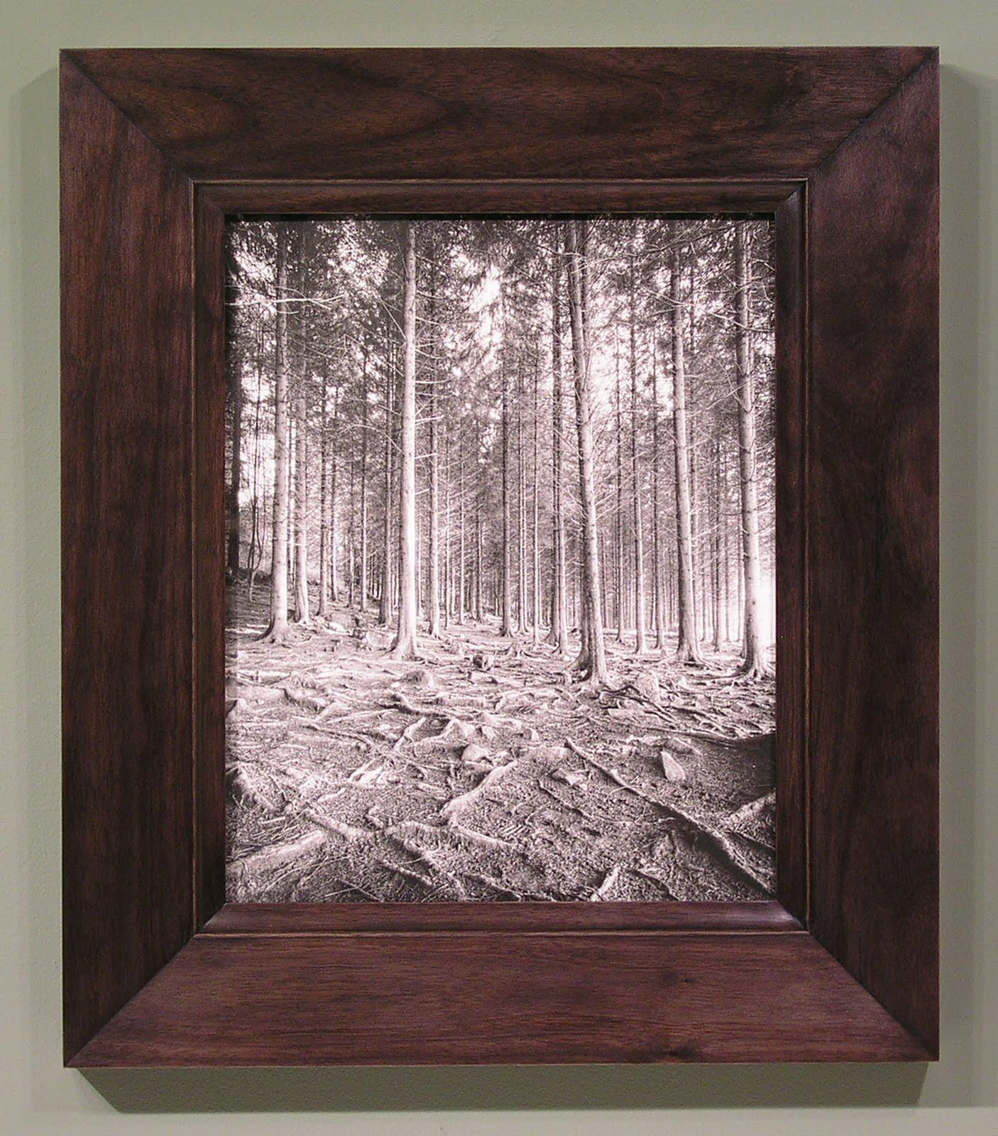 a frame maker s journal framing photographs i contemporary
