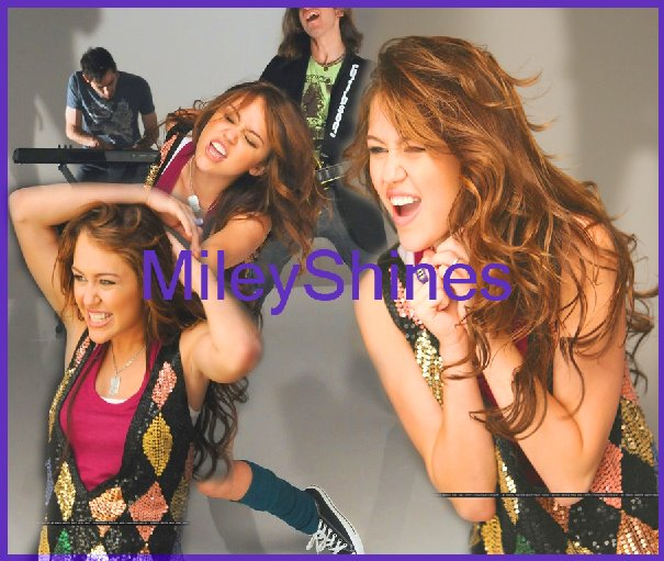 MileyShines