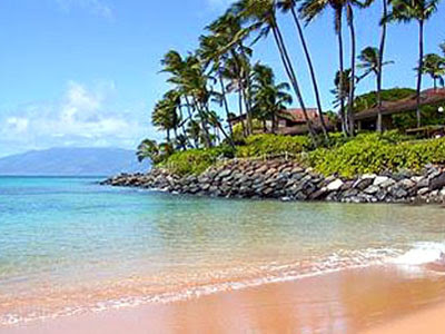 Hawaii Beach Of Vacation