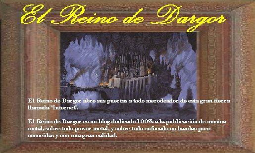 El Reino de Dargor