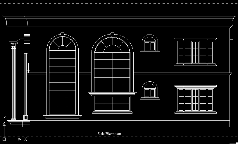 Front Window Elevation Design : D visual designs december