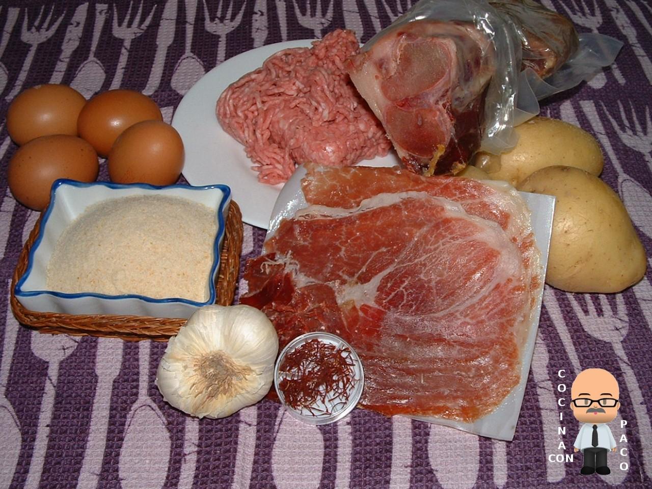 Cocina con paco alb ndigas cuchara - Cocina con paco ...