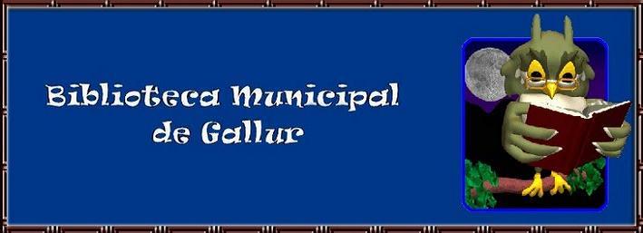 Biblioteca Municipal de Gallur