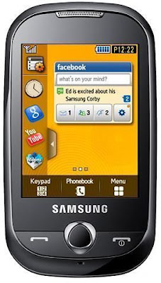 Samsung User Manual Genio Touch GT S3650