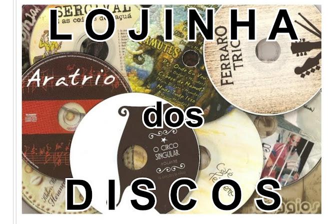 Lojinha dos Discos