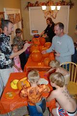 Bezzant Family Halloween Party 2008