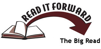 Read It Forward 2010 logo
