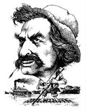 Big Read Mark Twain Logo