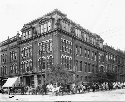 Watts Building, 1888