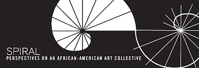 Spiral exhibition logo