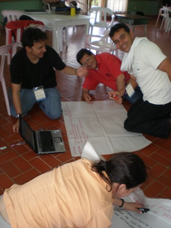 IV Encuentro de Sistematización - Guapiuy