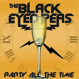 Party All The Time (Official Single Cover) Black Eyed Peas   Party All The Time