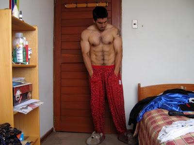 Hombres Guapos Latinos Morenos Musculosos Sensual Solteros