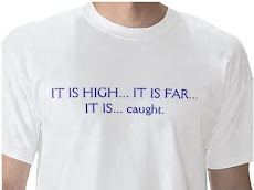 IT IS HIGH ... the T-shirt