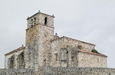 Santa María da Atalaya. Laxe