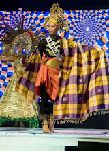 NATIONAL COSTUME PARADE