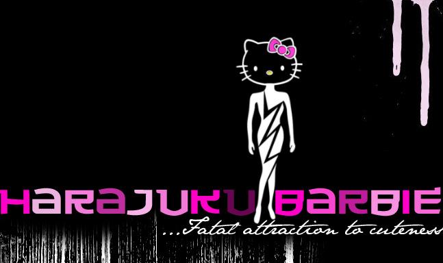 Harajuku Barbie