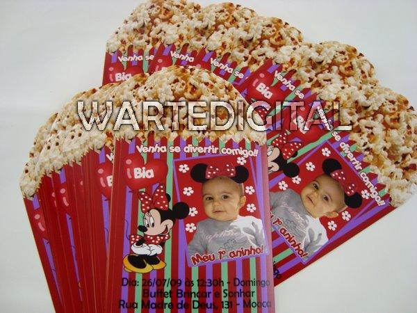 Convites Infantis
