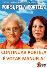 PORTELA POR PAIXÃO
