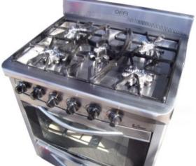 Cocinas industriales familiares cocinas industriales para for Parrilla cocina industrial