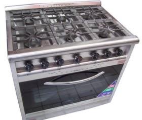 Cocinas industriales de acero inoxidable