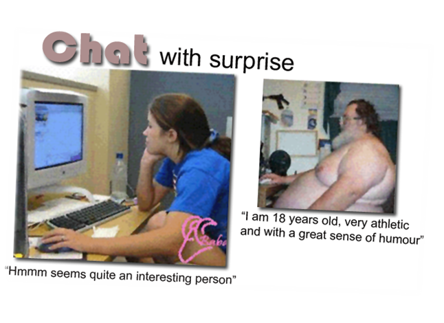 Online dating chatting