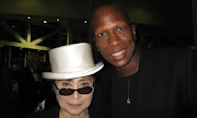 YOKO ONO AND BRAD BAILEY