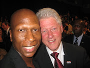 BRAD BAILEY AND BILL CLINTON
