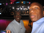 BRAD BAILEY AND NBC'S AL ROKER