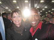 BRAD BAILEY AND SARAH PALIN