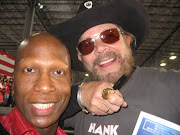 BRAD BAILEY AND SINGER HANK WILLIAMS JR.